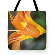 Glow Of A Lily Tote Bag