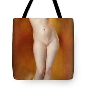 Glow Of Gold. Gleam Of Pearl Tote Bag