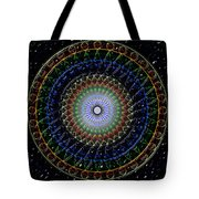 Glow Of The Ferris Wheel Tote Bag