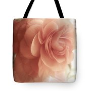 Glow Shabby Cottage Flower Sunlit Tote Bag