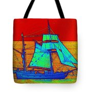 Glow Ship 3 Photograph Tote Bag