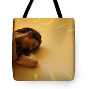 Glow So Happy Tote Bag