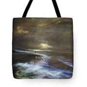 Glow Trail Tote Bag