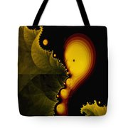 Glow Worm Tote Bag