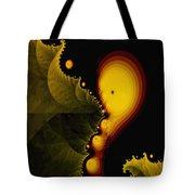Glow Worm Tote Bag