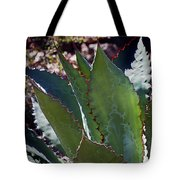 Glowing Agave Tote Bag