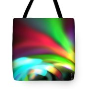 Glowing Arches Tote Bag