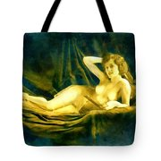 Glowing Beauty Tote Bag