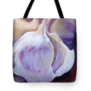 Glowing Garlic Tote Bag