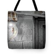 Glowing Globe Tote Bag