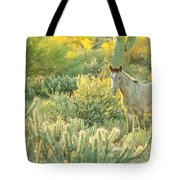 Glowing In The Wild Tote Bag