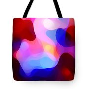 Glowing Light Tote Bag