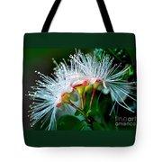 Glowing Needles Tote Bag