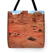 Glowing Sand In The Buttes Tote Bag