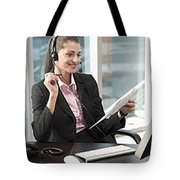 Gmail Technical Support Tote Bag