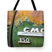 Gmc 350 Tag Tote Bag