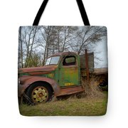 Gmc Green Tote Bag