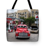 Gmc Pickup Tote Bag