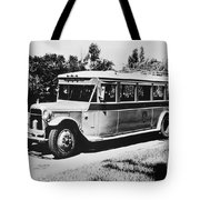 Gm's First Bus Line Tote Bag