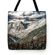 Gnadenwald In Autumn Tote Bag