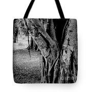 Gnarly Nature Tote Bag