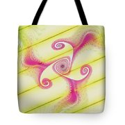 Gnarly Spiral Tote Bag