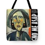 Gno Me Asap Tote Bag