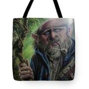 Gnome Wizard Tote Bag