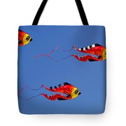 Go Fly A Kite Tote Bag