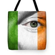 Go Ireland Tote Bag by Semmick Photo