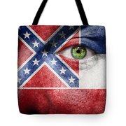 Go Mississippi Tote Bag