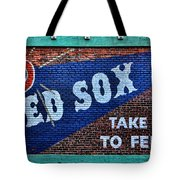 Go Red Sox Tote Bag