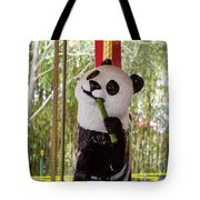 Go Round And Round Tote Bag