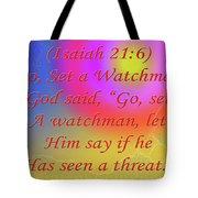 Go Set A Watchman Tote Bag