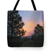 Go Softly Into The Night Tote Bag