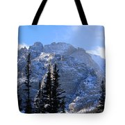 Go Tell It On The Mountain Tote Bag