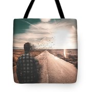 Go To The Sun Tote Bag