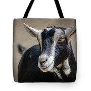 Goat 2 Tote Bag