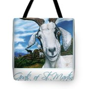 Goats Of St. Maarten- Andre Tote Bag