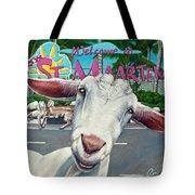 Goats Of St. Maarten- Sofie Tote Bag