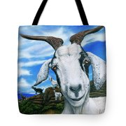 Goats Of St. Martin Tote Bag