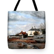 Goats Walk Topsham Devon Tote Bag