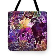 Goats Wildpark Poing Young Animals  Tote Bag