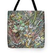 Goblin Factory Tote Bag