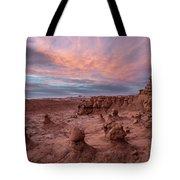 Goblin Sunset Tote Bag