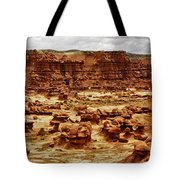 Goblin Valley Tote Bag