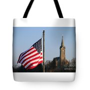 God And Country 2 Tote Bag