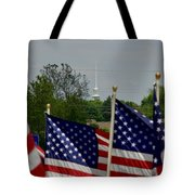 God And Country Tote Bag