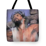 God And Man Tote Bag