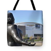 God Bless The Flyers - Kate Smith Tote Bag